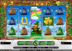 Golden Shamrock im Test (Net Ent) - Casino Bonus Test