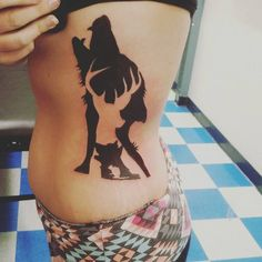 Harry Potter Tattoo Moony Wormtail Padfoot and Prongs