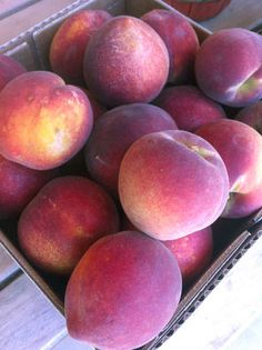 It's time for peaches | Food & Drink | The Seattle Times
