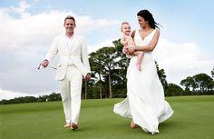 Richard Phibbs shoots golf pro Luke Donald for Town & Country Magazine.