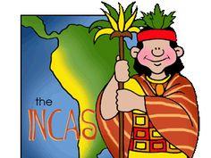 The Incas - free stuff.