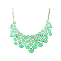 Amazon.com: Jane Stone Best Selling Newest Fashion Necklace Magnetic... ($13) ❤ liked on Polyvore featuring jewelry, necklaces, bib jewelry, stone jewelry, vintage necklace, vintage bib necklace and vintage jewelry