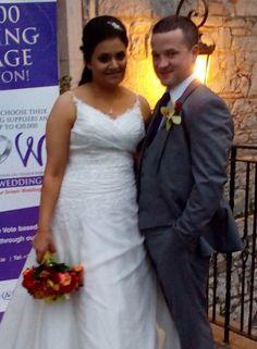 Sharena and John - WOW Winners! One Shoulder Wedding Dress, Dream Wedding, Couples, Wedding Dresses, Gallery, Fashion, Moda, Bridal Dresses, Alon Livne Wedding Dresses
