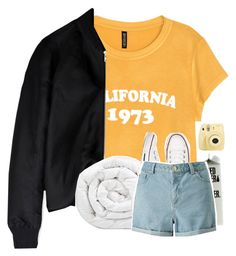 """&&; cali"" by xo-ashlyn-ox ❤ liked on Polyvore featuring H&M, Rick Owens, Brinkhaus, Converse, Miss Selfridge, Fuji and ashlyn2k16style"