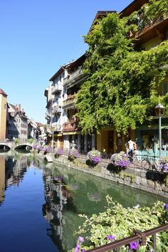 See some of the top things to do in Annecy, France.