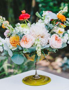 Venue: The Elysian PC: Orange Owl Photography Florals: Primary Petals