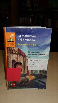 Libro.autografiado.Sebastian Vargas.