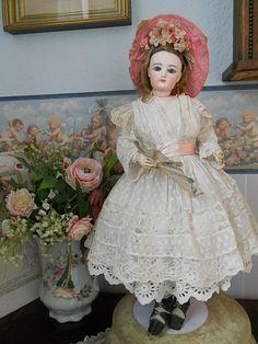 French Gaultier Fashion Doll, circa 1875