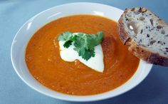 Hairy Dieters Cumin Spiced Lentil And Carrot Soup