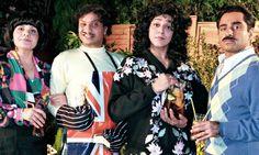 Meera Syal and Sanjeev Bhaskar: how we made Goodness Gracious Me British Tv Comedies, British Comedy, British Asian, Great British, Meera Syal, Comedy Tv Shows, British Things, Tv Times, Me Tv