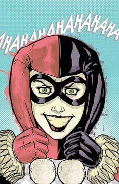 Harley Quinn Print by KillustrationStudios on Etsy Univers Dc, Marvel E Dc, Gotham Girls, Batman Universe, Dc Universe, Im Batman, Dc Comics Characters, Wonder Woman, Joker And Harley Quinn