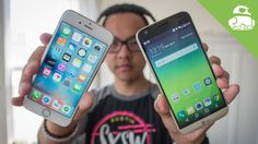 nice LG G5 vs iPhone 6S Check more at http://gadgetsnetworks.com/lg-g5-vs-iphone-6s/