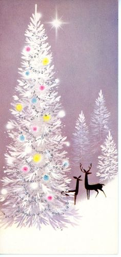Vintage Norcross Christmas Greeting Card Night White Glittery Pines Deer 1401 FOR SALE • $29.50 • See Photos! Money Back Guarantee. 3 3/4 x 8 NO INTERNATIONAL SHIPPINGPAYPAL PLEASEWILL COMBINE SHIPPING 272587484640