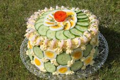 Sandwiches, Sandwich Cake, Norwegian Food, Scandinavian Food, Avocado Toast, Tapas, Food And Drink, Favorite Recipes, Snacks