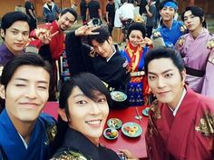 Thanks & Love Kdrama: Scarlet Heart Ryeo Lee Joon, Lee Jun Ki, Joon Gi, Moon Lovers Cast, Moon Lovers Drama, Scarlet Heart Ryeo Cast, Moon Lovers Scarlet Heart Ryeo, Asian Actors, Korean Actors
