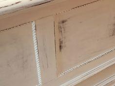 Βάψιμο - Τεχνική παλαίωσης ξύλινων επίπλων!