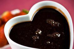 Brandy Chocolate Fondue (from A Gluten-Free Day)