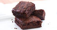 Lichte brownies