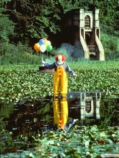 When Stephen King's It originally premiered on ABC in 1990, it drew a combined 36.7M viewers and scored an Emmy. The series revolved around a murderous clown named Pennywise, played by Tim Curry.