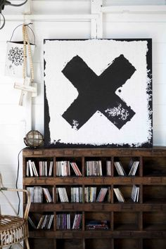 home decor letters