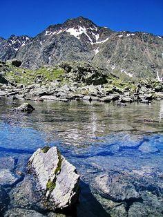 Shallow Pond, Otztal Alps, Obergurgl, Austria Copyright: Konrad Sus