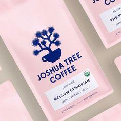 Joshua Tree Coffee Company Coffee Company, Coffee Beans, Roast, Organic, Pink, Instagram, Pink Hair, Roasts, Roses