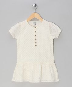 $29. Take a look at this Sandshell Halima Dress - Toddler & Girls by MINI A TURE on #zulily today!