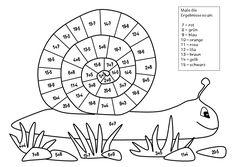 ausmalbilder mathematik grundschule – Ausmalbilder für kinder
