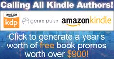 Boost your Kindle book sales with this great year long giveaway!