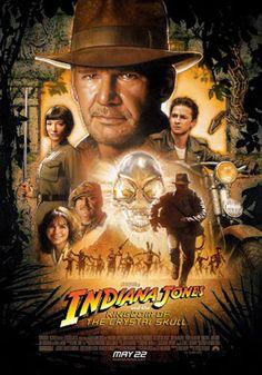 Indiana Jones and the Kingdom of the Crystal Skull 400MB Dual Audio Movie