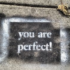 Yes you are!