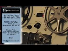 How to Transfer 8mm Super 8 movie film to DVD part 2 - YouTube