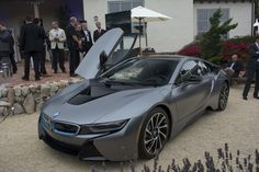 Monterey 2014: BMW i8 Concours d'Elegance Edition