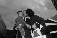These Rarely Seen Family Photos Of MLK Will Warm Your Heart