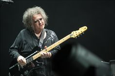 The Cure's Australian tour is underway with their first stadium show at Sydney's Qudos Arena on Monday night.