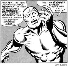 Stan Lee's 'Silver Surfer': His Most Daring Comic of the Silver Age