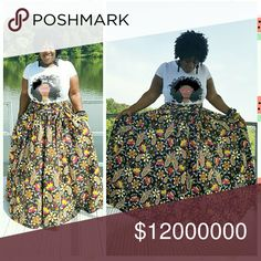 NOT FOR SALE Just beautiful Skirts A-Line or Full