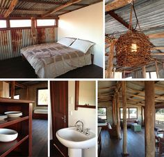 Old shearing shed converted to farm-stay accommodation, Gingin, Western Australia. Our first inspiration post for The Junk Map!