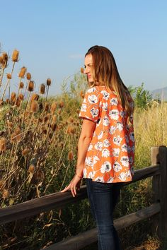 Comino-Inspired Top Pattern + Tutorial | Sew Mama Sew | Outstanding sewing, quilting, and needlework tutorials since 2005.