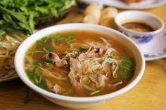 Pho: Vietnamees comfort food voor op een koude dag