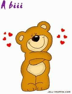 The perfect Virtual Hug Animated GIF for your conversation. Discover and Share the best GIFs on Tenor. Virtual Hug Gif, Big Hug Gif, Gif Mignon, Good Morning Hug, Hug Pictures, Hug Images, Hug Quotes, Love You Gif, Emoji Love