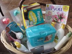 Couponing for newborn items