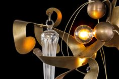 KELP FORTUNA, lighting design by William Brand for Brand van Egmond Modern Lighting, Lighting Design, Contemporary Chandelier, Chandeliers, Pendant Lighting, Light Fixtures, Light Bulb, Van, Collection