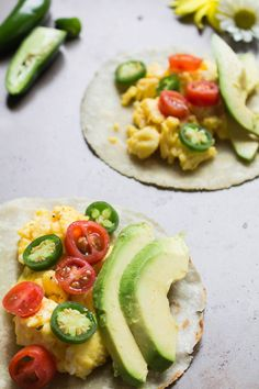 Gluten-free Spicy Breakfast Tacos to celebrate Cinco de Mayo