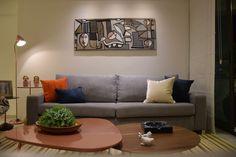 Home Decor-Decoração- Arquitetura Residencial- Design de Interiores- Sala de Estar- Artesanato- Composição de Peças- Iluminação