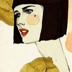 """Red Lips"" by Ekaterina Koroleva"