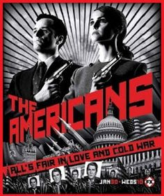 The Americans - this show is awesome!