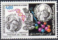 Nobel Prize Winners, Science, Biologist, Postage Stamps, History, Animals, Images, Google, Medicine