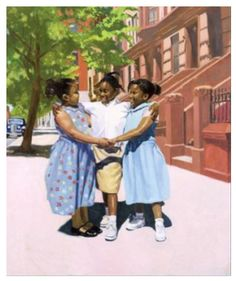black art in america | ... - USA - Friends 2001 - African American art (Bridgeman Art Library