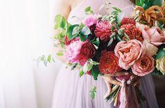 Floral Design: La Fleur Du Jour - http://www.stylemepretty.com/portfolio/la-fleur-du-jour Photography: Michael and Carina Photography - www.michaelandcarina.com   Read More on SMP: http://www.stylemepretty.com/2016/09/29//